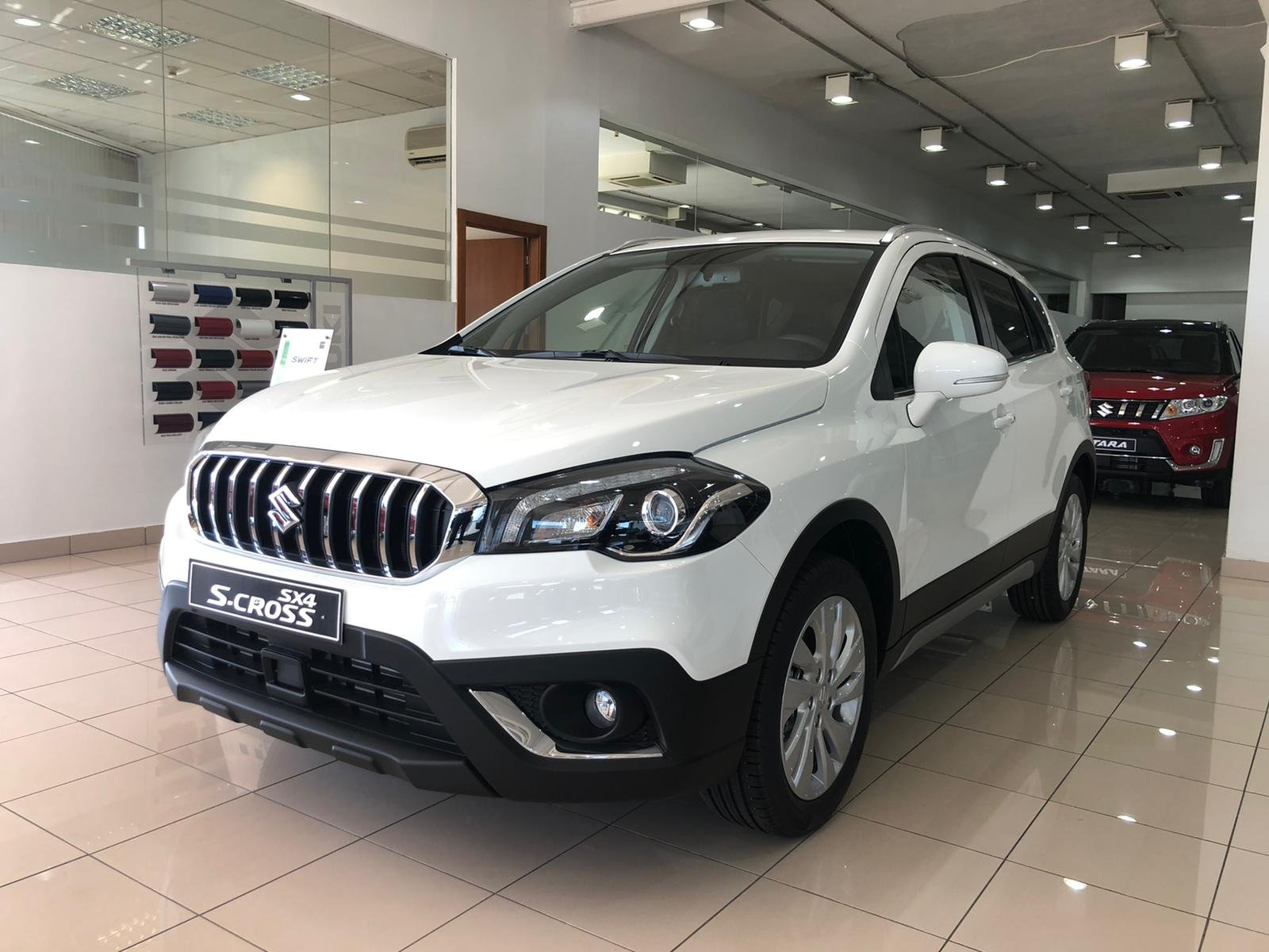New Unregistered Suzuki S-Cross